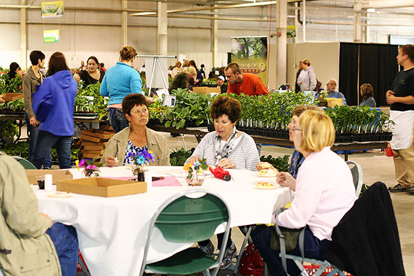 Spring Affair Plant and Gardening Event Set for April 25