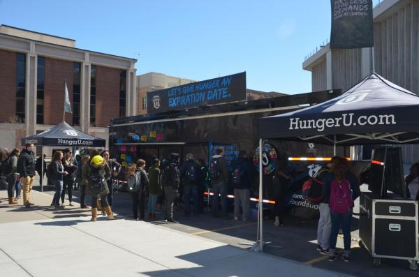 HungerU Tour Headed to UNL to Ignite Conversation About World Hunger
