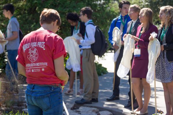 World Food Prize Nebraska Youth Institute