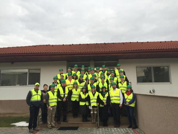 Nebraska LEAD 34 fellows travel to Hungary, Romania, Moldova