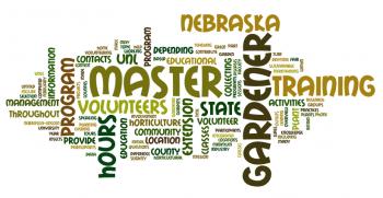 Registration open for Nebraska Extension Master Gardener program