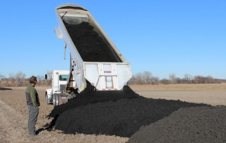 Biosolids program helps Nebraska cities reduce waste, save money