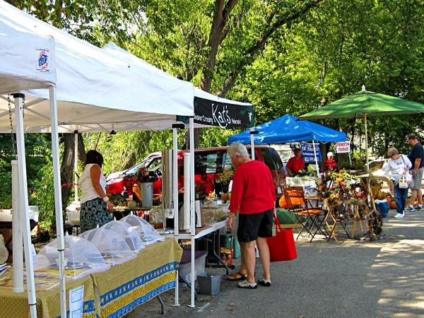 Farmers' Markets: Not Just a Fad
