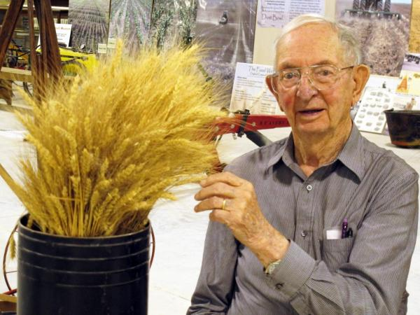 Charlie Fenster: The Man for Whom the New Building at the High Plains Ag Lab is Named