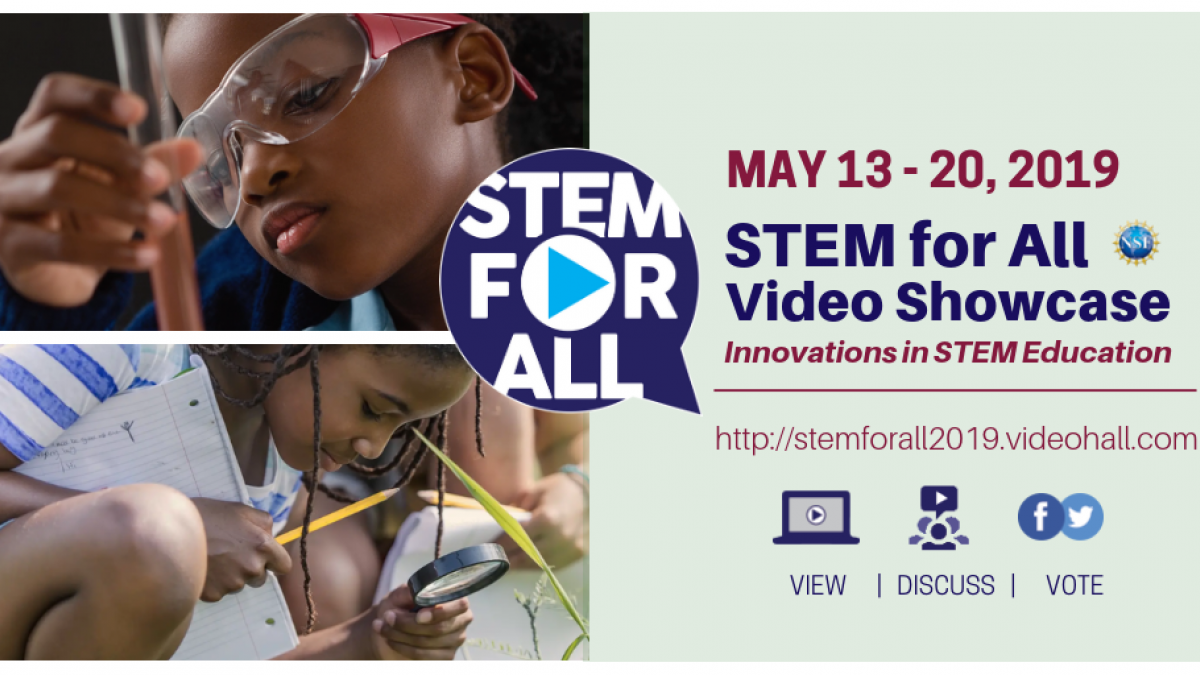 STEM for All Video Showcase
