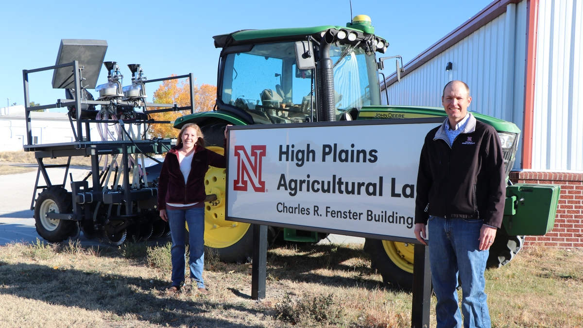 UNL High Plains Agricultural Lab