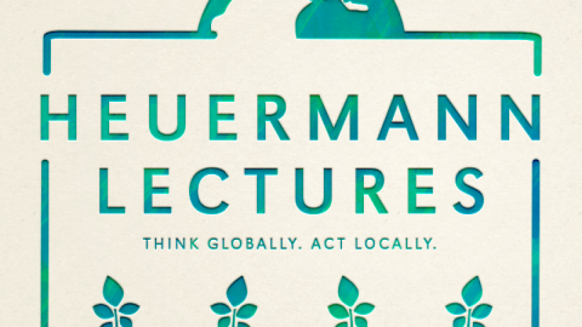 Heuermann Lectures logo. Links to larger image.