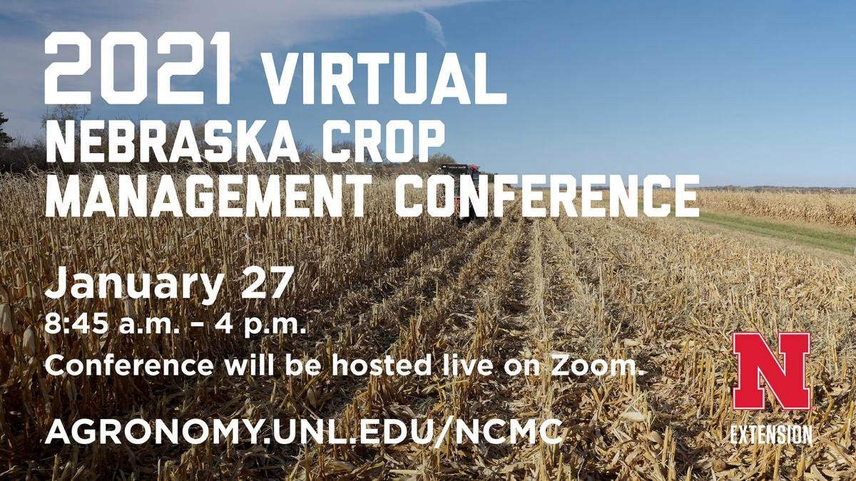 Nebraska Crop Management Conference