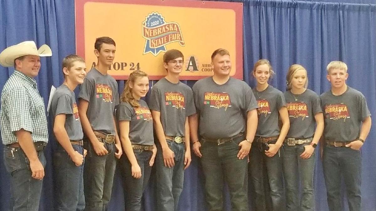 Nebraska 4-H Fed Steer Challenge