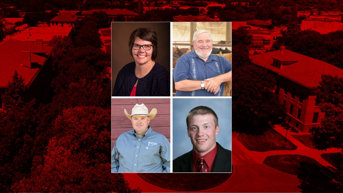Nebraska Animal Science Department distinguished alumni