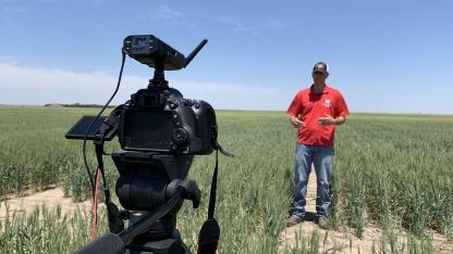 High Plains Ag Lab Virtual Field Day