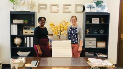 Piece County Economic Development Office