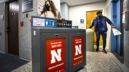 new recycling stations