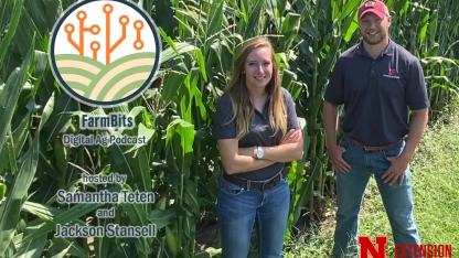 "Digital Agriculture podcast ""FarmBits"""