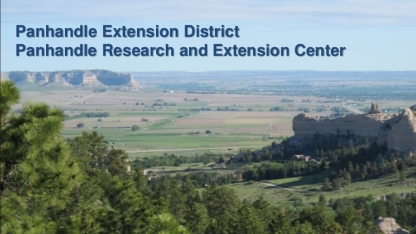 Panhandle Research and Extension Center