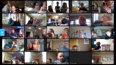 virtual livestream