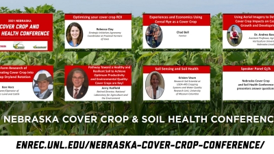 Nebraska Cover Crop and Soil Health Conference