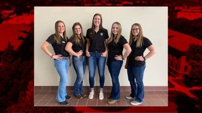2021 Nebraska Dairy Ambassadors