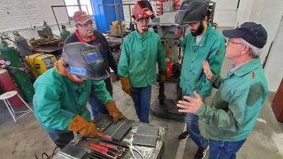 NCTA welding