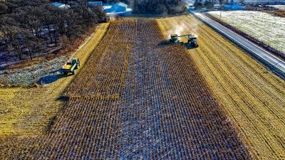 Nebraska harvest