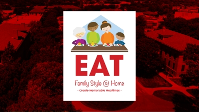 EAT Family Style at Home