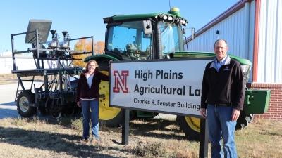 High Plains Agricultural Lab