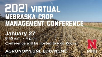 Nebraska Crop Management Conference