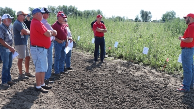 Panhandle Agricultural Research and Technology Tour