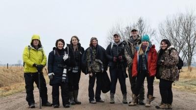 Platte Basin Timelapse project team