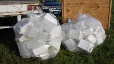 Nebraska Pesticide Container Recycling Program