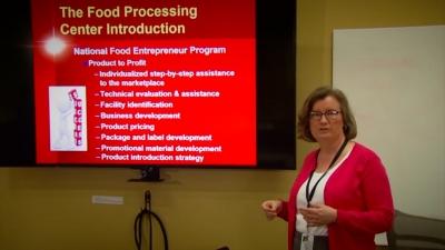 National Food Entrepreneur Program