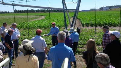 Water and Crops Field Day