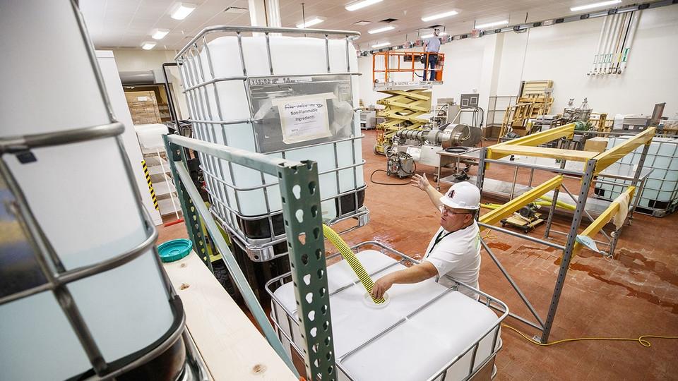 Food Processing Center