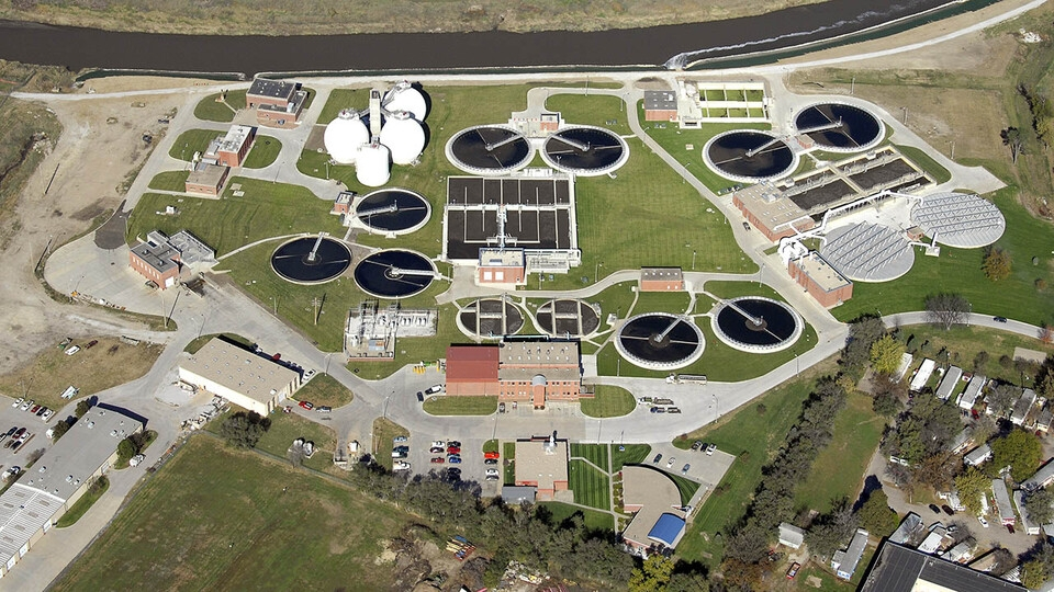 Lincoln's Water Resource Recovery Facilities