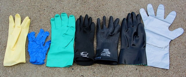 protective glove equipment