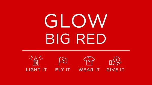 Glow Big Red