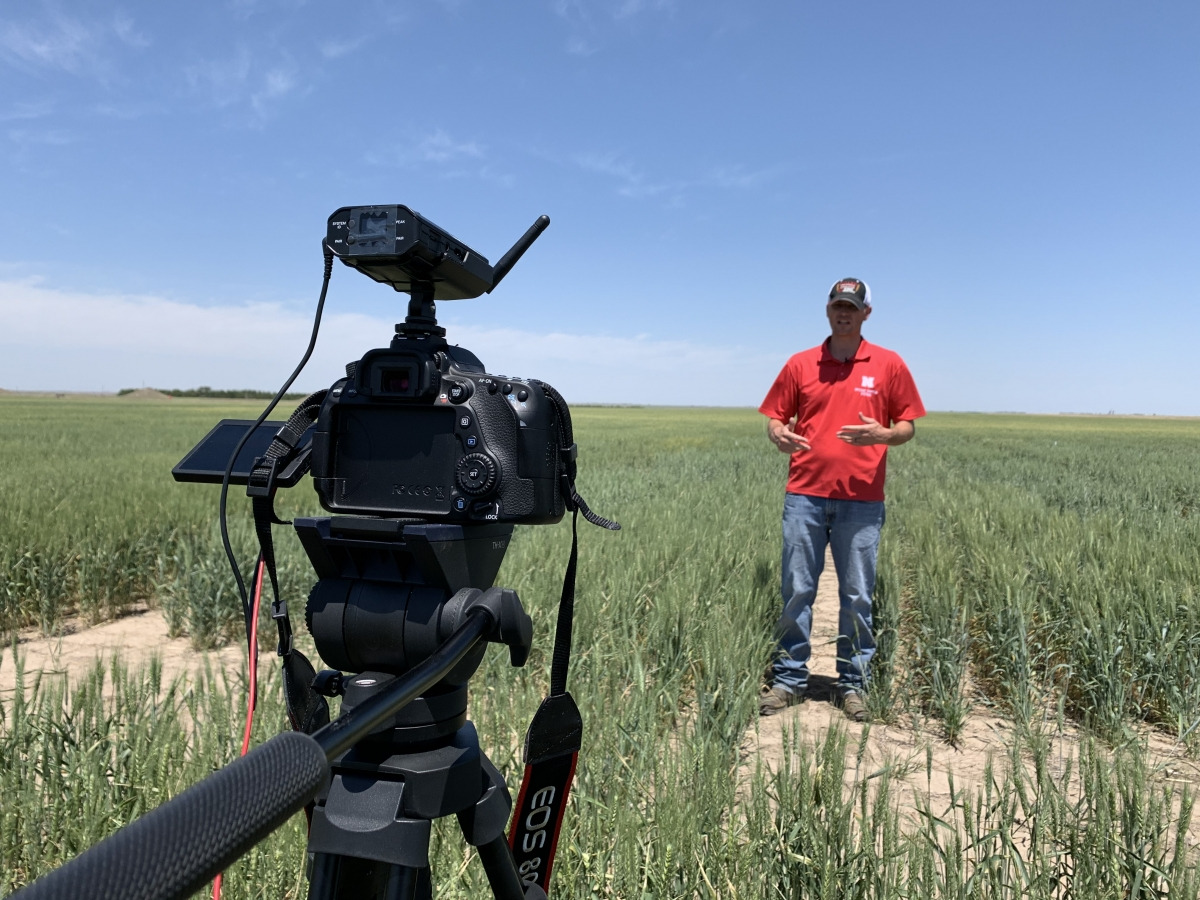 High Plains Ag Lab Virtual Field Day