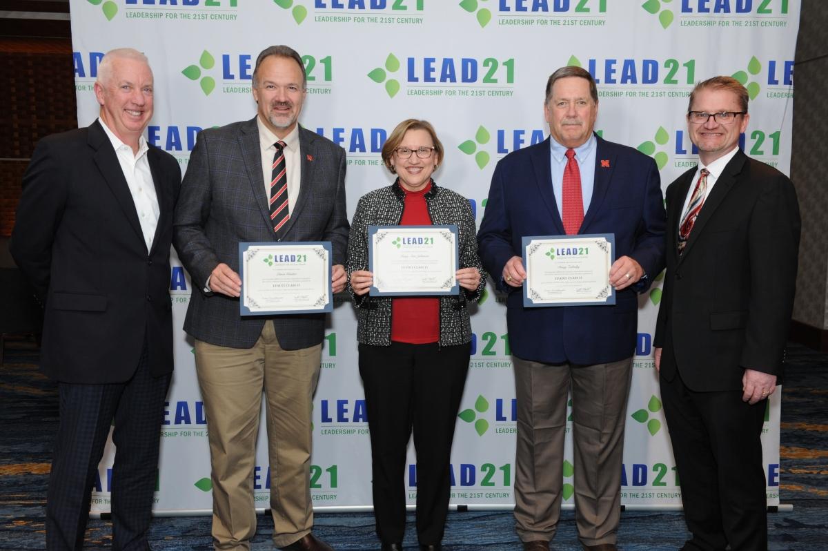 LEAD21 IANR graduates