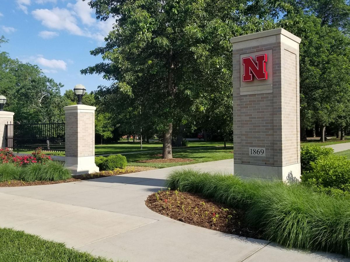 East Campus Pillars