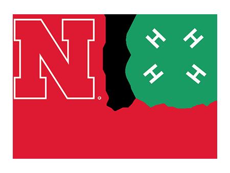 Nebraska Extension and 4-H logo