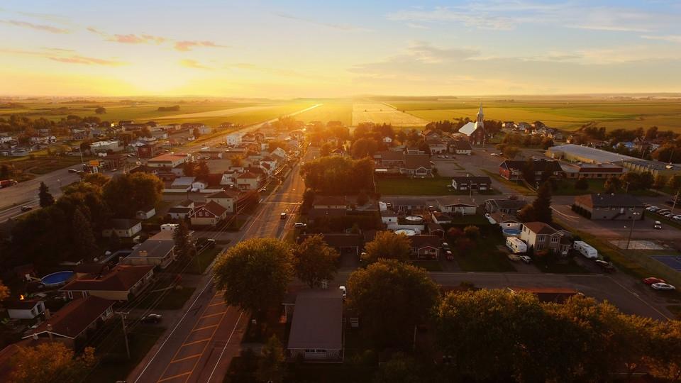 Rural Nebraskans Express Optimism For The Future